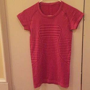 Lululemon EUC Swiftly Tee